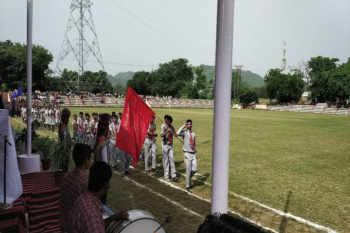 Immanuel Mission School-Sports Day