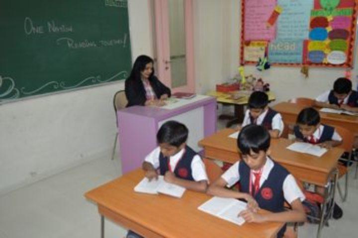 Panbai International School-Classroom