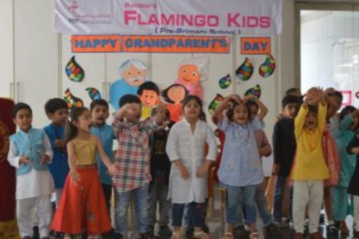 Panbai International School-Independence Day