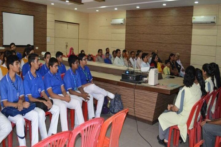 India International School Sitapura-AV Room