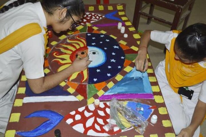 India International School Sitapura-Arts