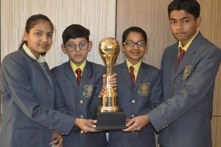 India International School Sitapura-Champions