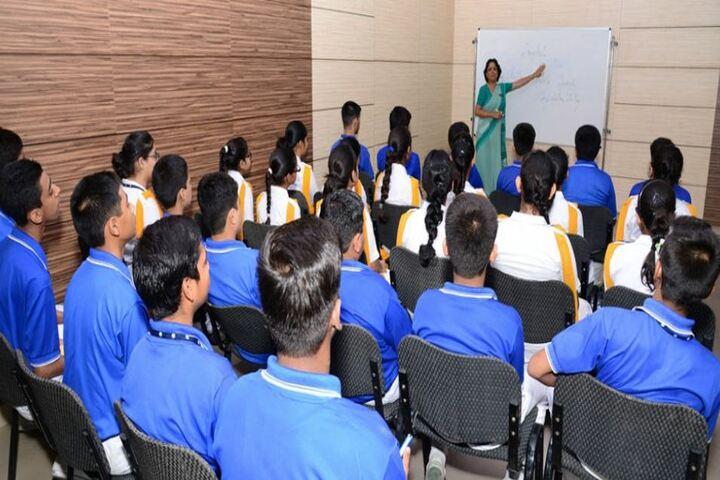 India International School Sitapura-Classroom