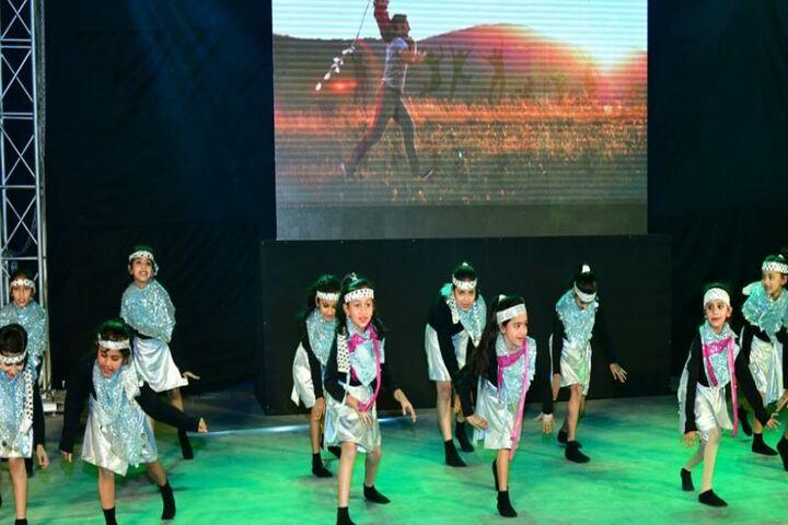 India International School Sitapura-Dance
