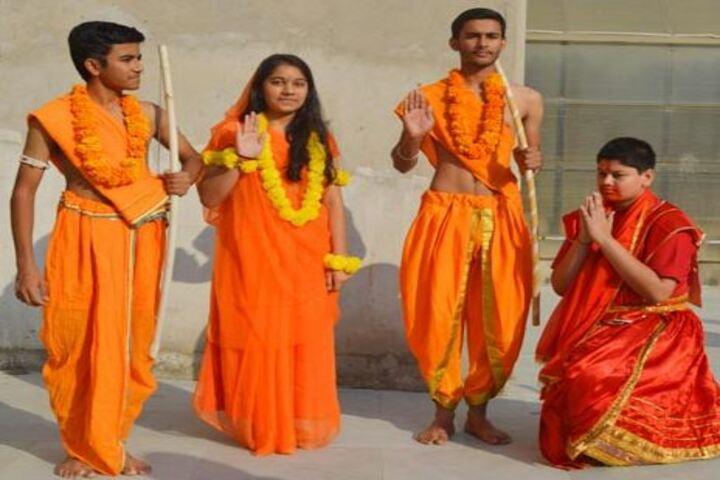 India International School Sitapura-Drama