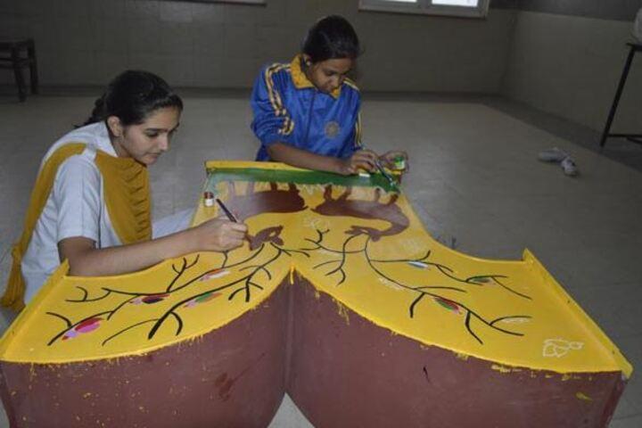 India International School Sitapura-Fine Arts