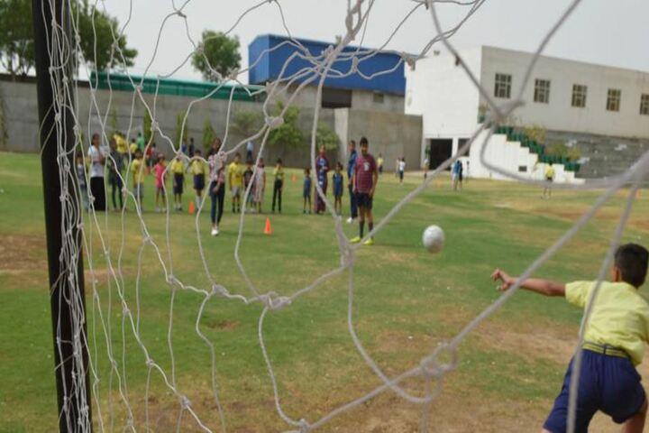 India International School Sitapura-Play Ground