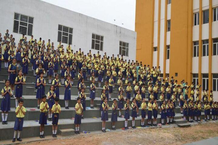 India International School Sitapura-Prayer Ground