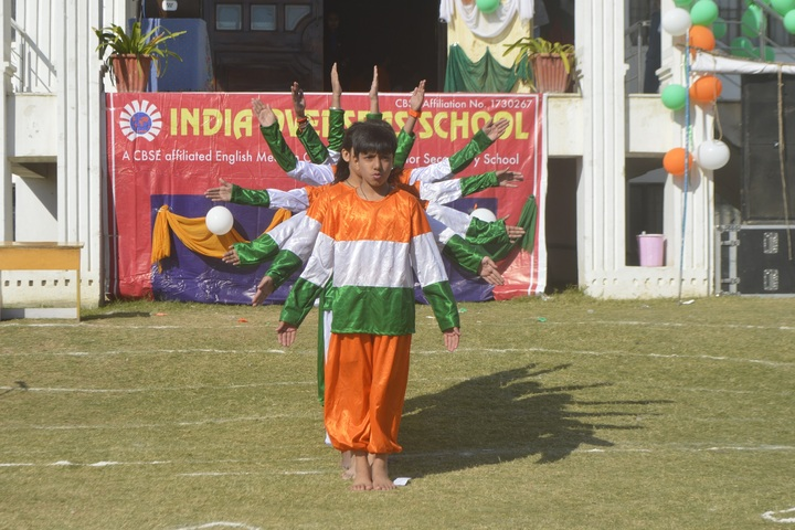 India Overseas School-Republic day