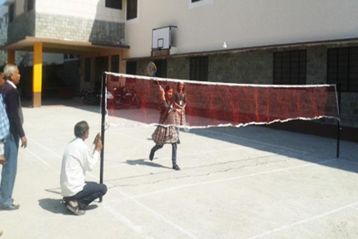 Indian Public School-Badminton