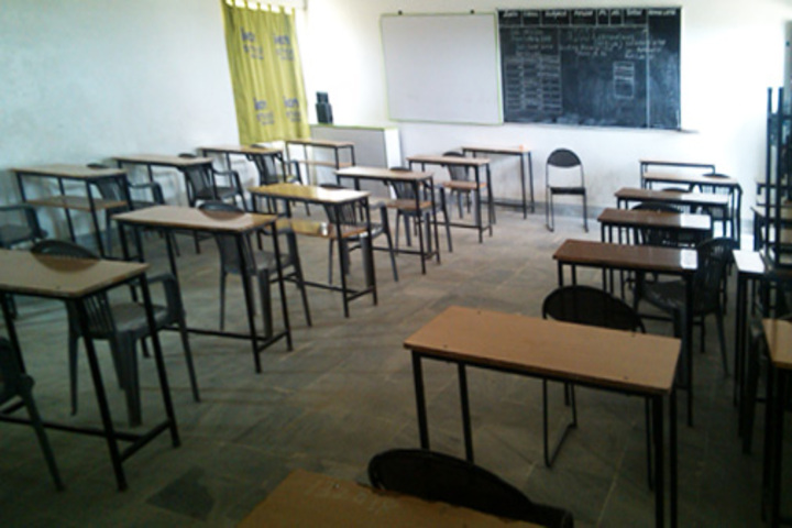 Indian Public School-Classroom
