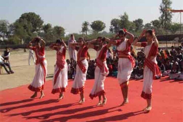 Indian Public School-Dance