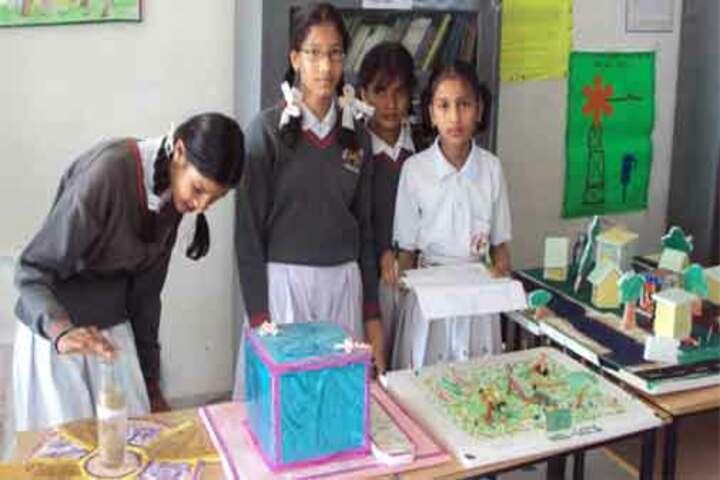 Indian Public School-Exhibition
