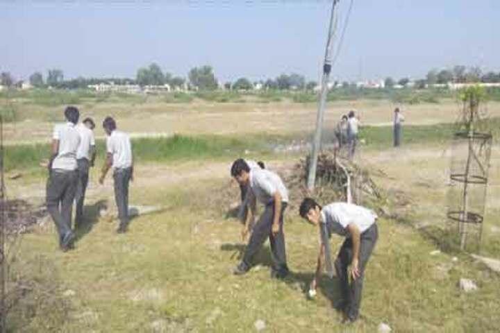 Indian Public School-Swaach Bharat
