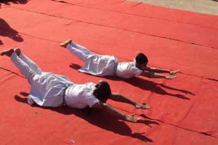 Indian Public School-Yoga