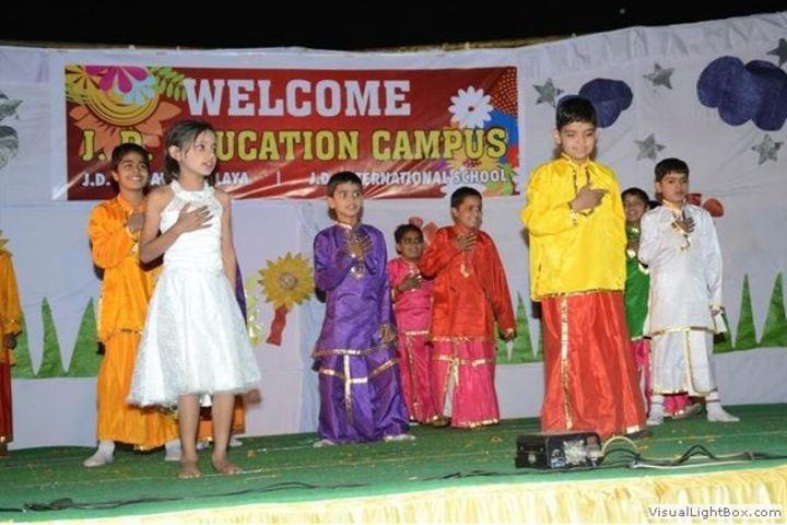 J D International School-Annual Day