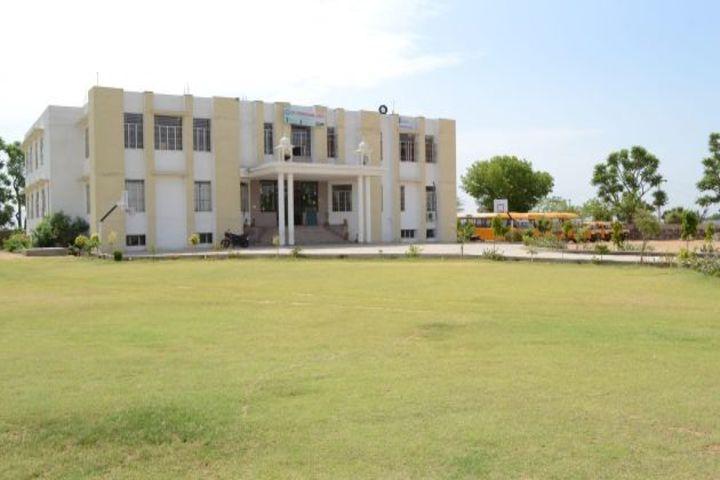 J D International School-School Building