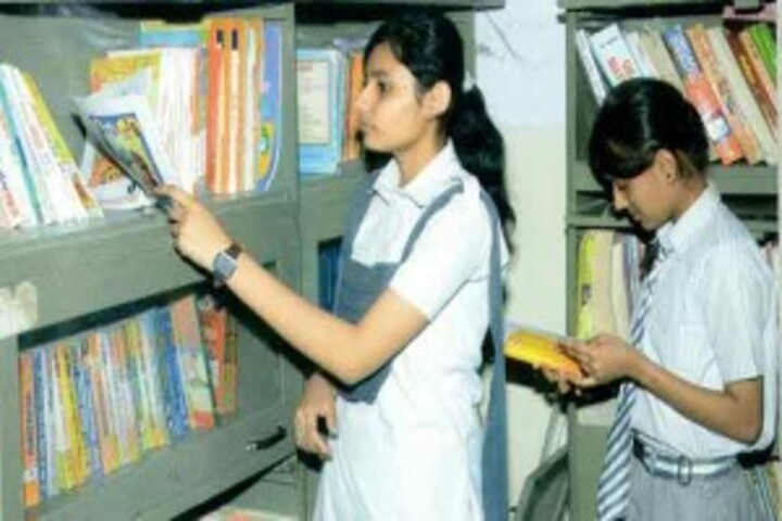 Jaipur International Public School-Library