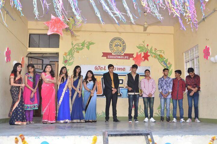 Jaipur International Public School-Farewell Party