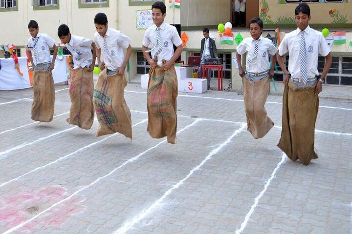 Jaipur International Public School-Sports Meet
