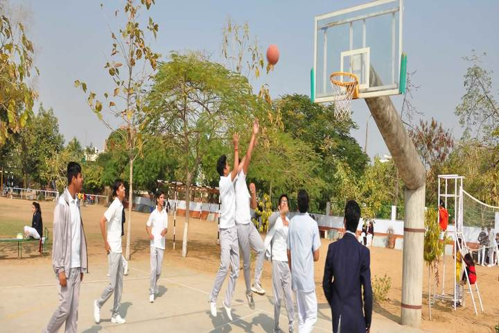 Jaipur School-Basket Ball