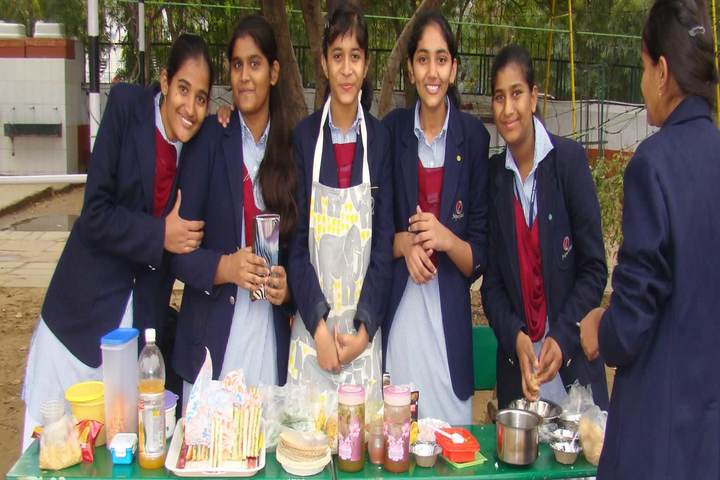 Jaipur School-Cooking Competition