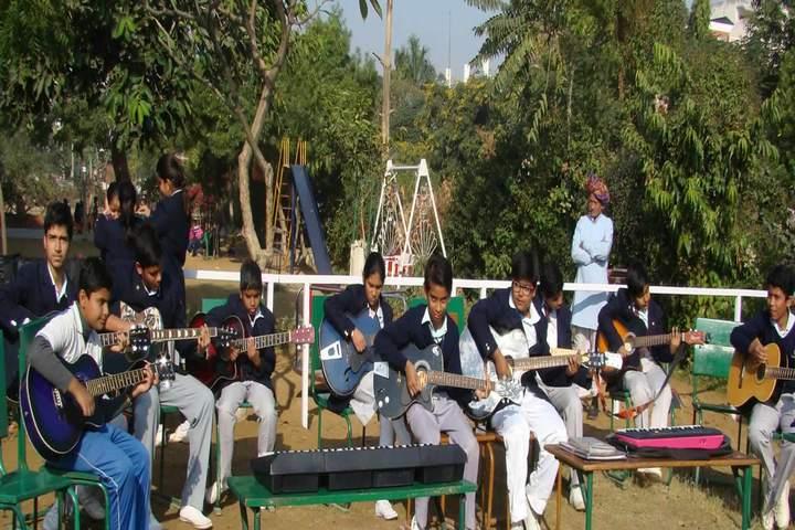 Jaipur School-Music