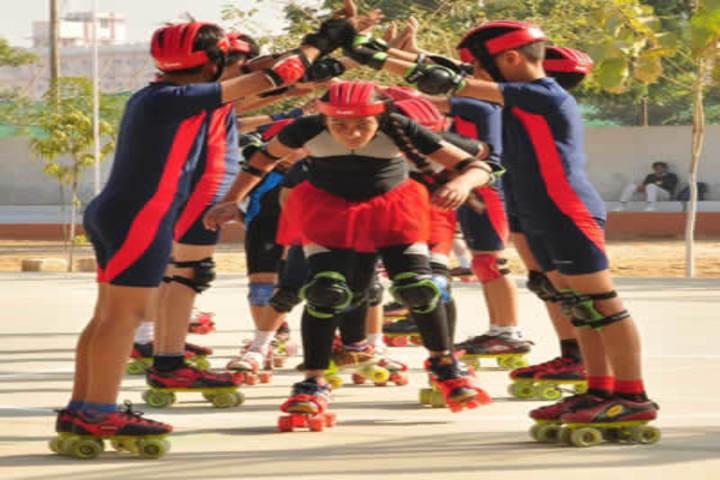 Jaipur School-Skating