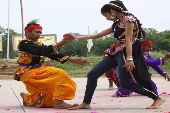 Jaipuria Vidyalaya-Festival Celebration
