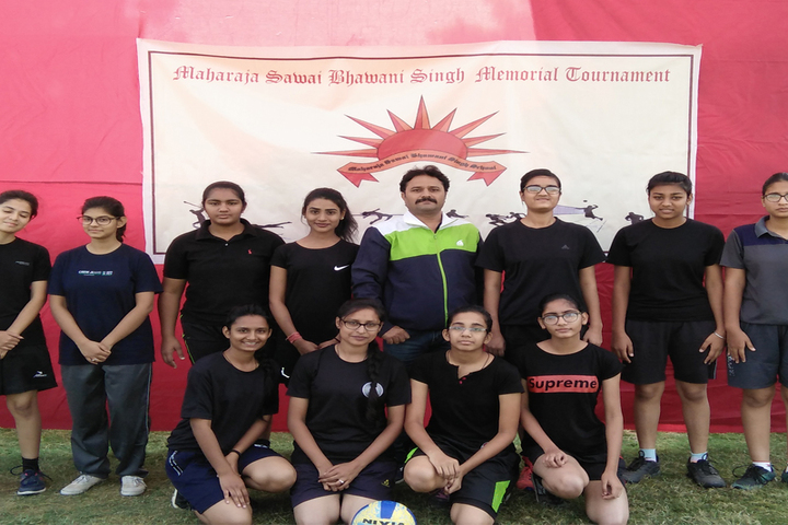 Jaipuria Vidyalaya-Sports Tournament
