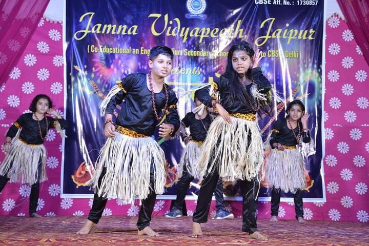 Jamna Vidyapeeth-Annual Day
