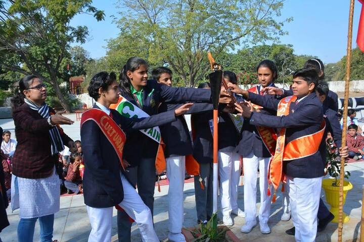 Jamna Vidyapeeth-Investiture Ceremony