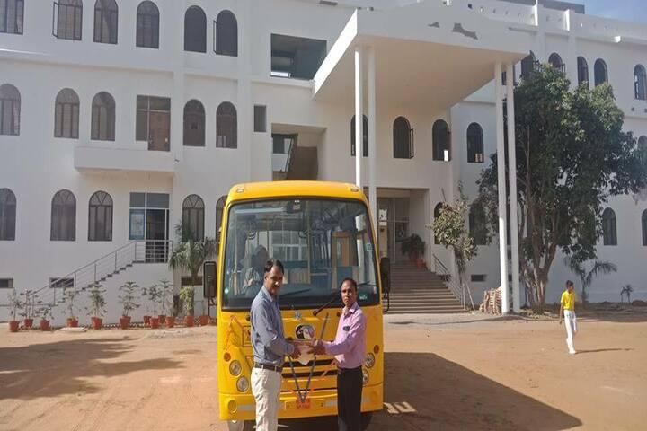 Jamna Vidyapeeth-Transport