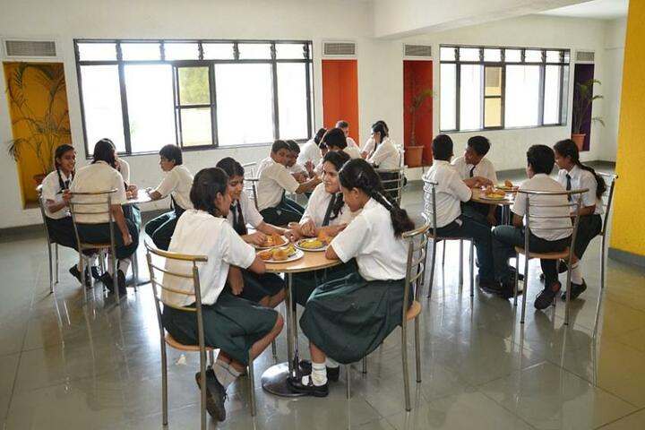 Jankidevi Public School-Canteen