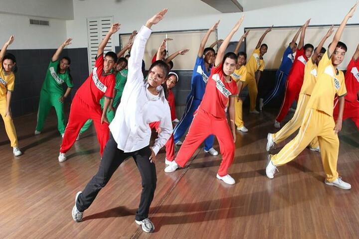 Jankidevi Public School-Dance Room
