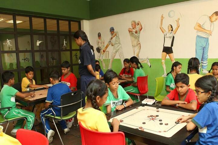 Jankidevi Public School-Indoor games