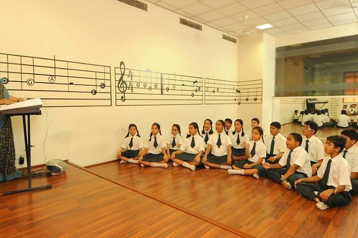 Jankidevi Public School-Music Room