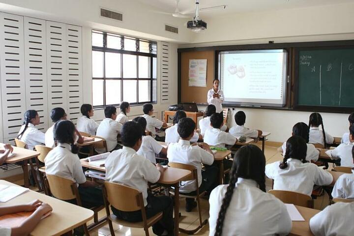 Jankidevi Public School-Smart Classes