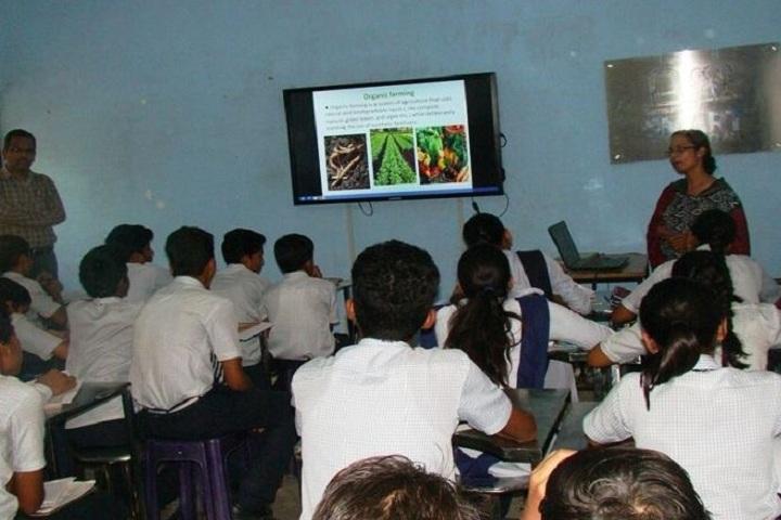 Jawahar Navodaya Vidyalaya-Classrooms