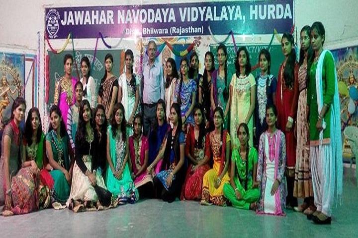 Jawahar Navodaya Vidyalaya-Farewell