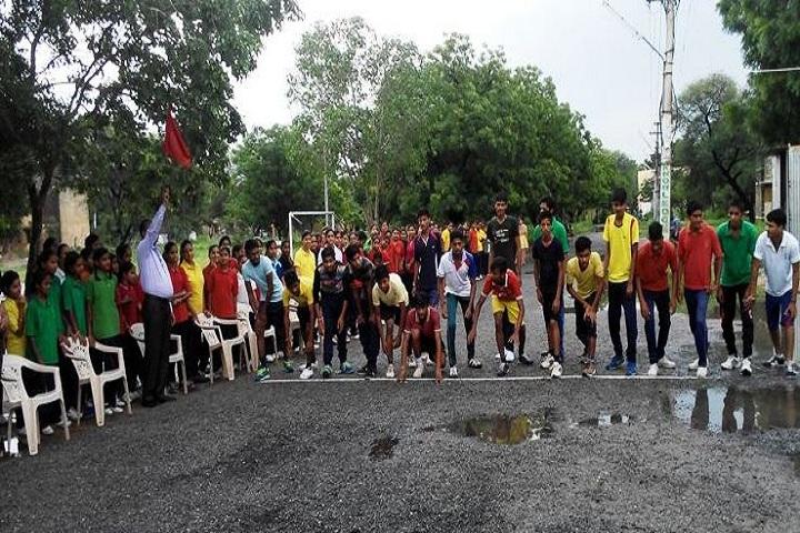 Jawahar Navodaya Vidyalaya-Marathon