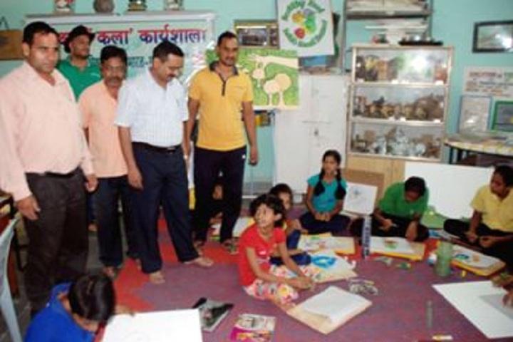 Jawahar Navodaya Vidyalaya-Drawing Event