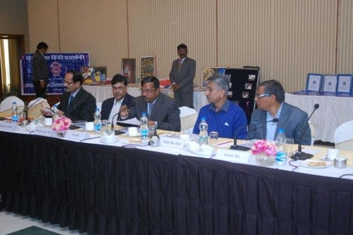 Jawahar Navodaya Vidyalaya-Conference Meeting