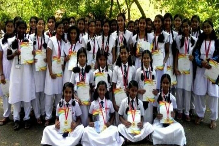 Jawahar Navodaya Vidyalaya-Award Winners