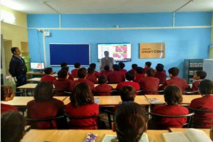 Jawahar Navodaya Vidyalaya-Smart Classes