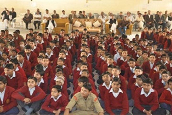 Jawahar Navodaya Vidyalaya-Auditorium