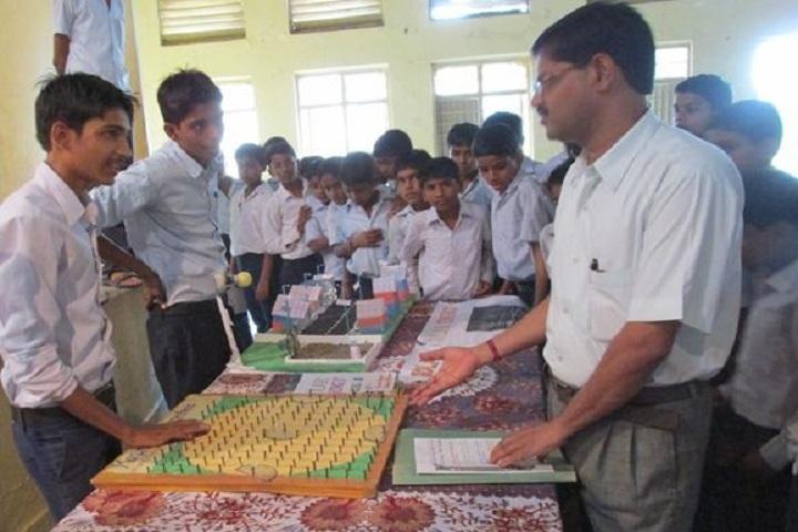 Jawahar Navodaya Vidyalaya-Exhibition