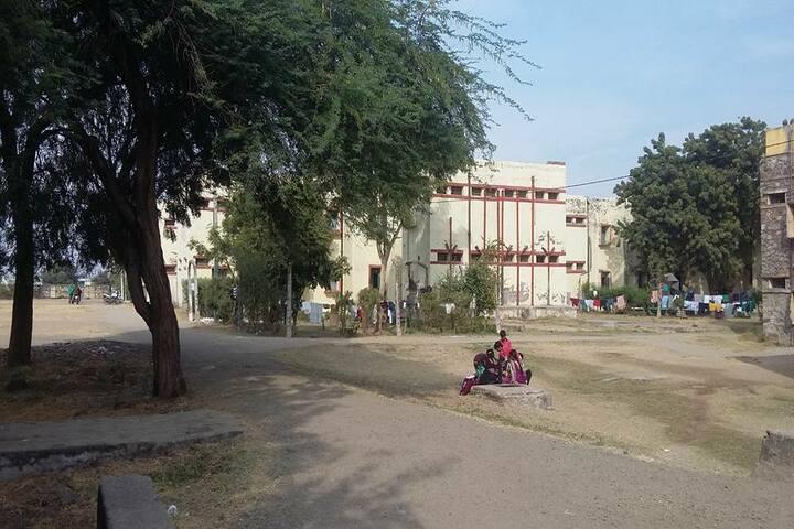 Jawahar Navodaya Vidyalaya-School Area