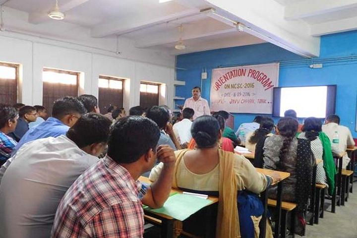 Jawahar Navodaya Vidyalaya-Orientation program