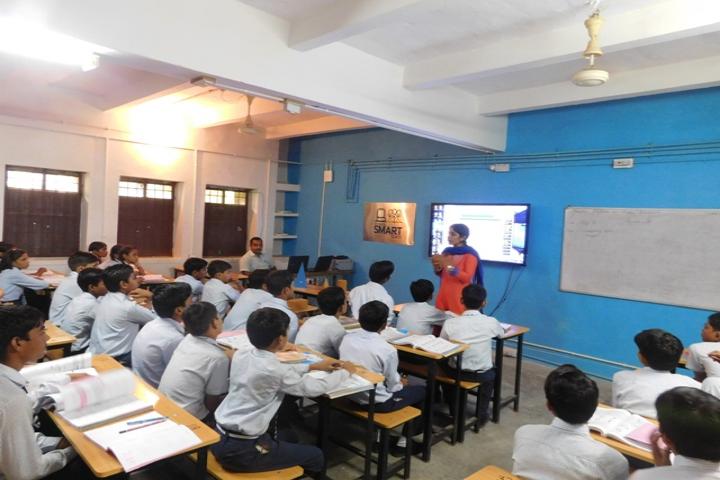 Jawahar Navodaya Vidyalaya- Smart Classes